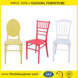 Tiffany-Stuhl-Harz Napolone Stuhl des heißen Verkaufs-2016 im Freien Wedding