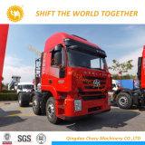 camion del trattore di Hongyan Iveco Jielion del tetto piano di 6X4 380HP