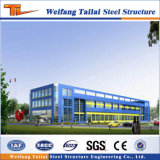 Estrutura de aço leve Prefab ambiental construindo casa prefabricadas