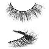 100% норки ударам плетью Private Label ложных Eyelash