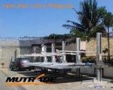 Fußboden-hydraulischer Auto-Parken-Aufzug der Cer-Bescheinigungs-2 des Pfosten-zwei