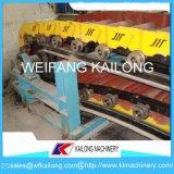 O transporte do avental pode ser transporte material horizontal e Inclined