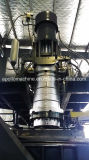 O grande cilindro plástico Jerry enlata a máquina moldando do sopro