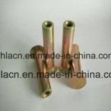 Prefabricados de Hormigón extremo plano de fijación de la elevación de Hardware de la construcción de regatones de Sockets
