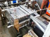 Manuel de petite taille de la plaque en acier inoxydable et le châssis Filtre presse