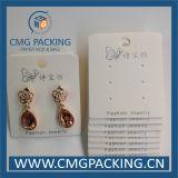 カスタマイズされた印刷されたイヤリングの陳列ケース(CMG-031)