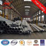 138kv achteckiger galvanisierter Stahlröhrenpole