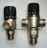 Dn15 DN20 Válvula mezcladora termostática