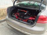 Justierbarer Sitzbequemer älterer Mobilitäts-Roller