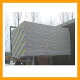 Papel marrón se enfrentan en el techo de yeso/placa de yeso