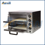 Ep2st Doubles To bush-hammer Electric Pizza Bakery Oven with Timer for Bakery Equipment