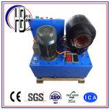 El coche móvil mantiene la herramienta que prensa C del manguito portable de 12V que prensa 24V del manguito hidráulico automático de la máquina