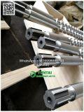 Bimetallische Schraube für Gummiplastikspritzen-Verdrängung-Maschine