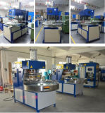 Automatisches, Dokumenteforeskin-Leder-Schweißen und Ausschnitt-Materialien, lederne fixierenmaschine, Cer-Bescheinigung