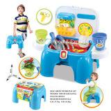 Het Vastgestelde Stuk speelgoed van het Spel van de kruk voor de Groene Reeks van het Spel van de Tuin van de Duim