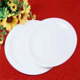 Alta qualità 16 parti del padellame di ceramica bianco