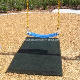 多彩な、耐久の子供の運動場のゴム製振動マットおよびパッド