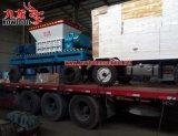 O ISO Certificated o tipo móvel montado máquina Shredding do pneumático