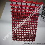 Высокое качество из гофрированной стали из проволочной сетки