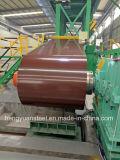 PPGI in bobina ha preverniciato lo strato d'acciaio galvanizzato della bobina PPGL
