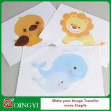 Vinyl van de Overdracht van de Hitte van de Kleur van Qingyi het Goede Lichte Geschikt om gedrukt te worden