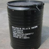 Preto de enxofre 1 (C. I.: 53185) , corantes negros de enxofre