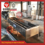 Máquina de proceso vegetal de la limpieza del acero inoxidable de la lavadora