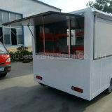중국 판매를 위한 이동할 수 있는 음식 간이 건축물/음식 손수레/음식 트롤리