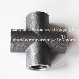 Curva de la te de reductor de la estafa del codo de la instalación de tuberías de acero del fabricante ASTM