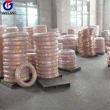 Pfannkuchen-Ring-Kupfer-Rohr