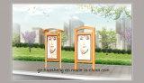 Boîte à lumière de l'aluminium pour l'affichage publicitaire (HS-LB-018)