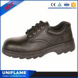 مطّاطة وحيدة حذاء جلد أمان [وورك شو] [أوف046]