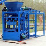 Bloc concret semi automatique Qt4-26 faisant la fabrication de brique de machine