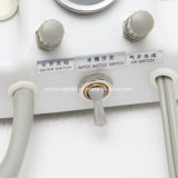 Zahnmedizinisches Laborbewegliches Turbine-Gerät mit Spritze-Arbeits-passendem Kompressor