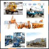 Usine d'asphalte mobile Hot Mix de 40 tonnes