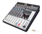 믹서 또는 Soud 믹서 또는 전문가 믹서 /Console/Sound 장치 또는 상표 믹서 /Mixing Console/E8