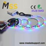 Het hoge LEIDENE SMD2835 van TV van het Lumen Lichte Witte Flexibele Licht van de Strook