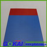 3mm transparentes Belüftung-steifes Plastikblatt für Verkauf verdünnen
