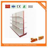 Estante del supermercado del metal para la estantería del anuncio publicitario del dispositivo 08058 de la venta al por menor del almacén de Taiwán