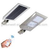 防水最も普及した昇進の屋外の太陽エネルギーの街灯