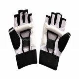 Taekwondo-Handschoner-Kämpfer-Handschuhe mit langem Streifen