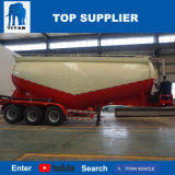 Titan-Fahrzeug - 60 Tonnen-Kleber-Silo-Tanker Bulker halb Schlussteil-trockener Massenkleber-Puder-LKW Dubai