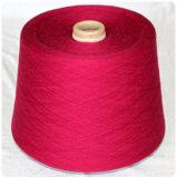 カーペットファブリックまたは織物の編むか、またはかぎ針編みのヤクのウールかチベットヒツジの毛糸