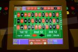 International Standardの接触Screen Roulette Machine