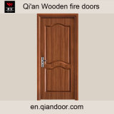 Sapele Veneer Wooden Fire Door