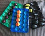 Дешевые Вакуумформованный ПЛАСТМАССОВЫХ ПЭТ упаковки фруктов - это небольшие мешочки вставьте лоток для бумаги