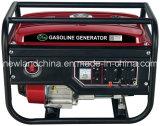 2kw / 5.5HP Generador portátil de inicio eléctrico Inicio / 2600dxe-E