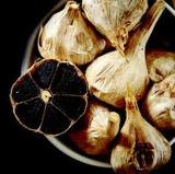 Противоокислительн-Богатые органические шарики чеснока Peral черные,