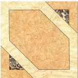 Nuevo amarillo del diseño de China/azulejos de suelo esmaltados pulidos Goled