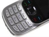 Forma por atacado telefone móvel recondicionado original destravado da pilha 6303 6303c